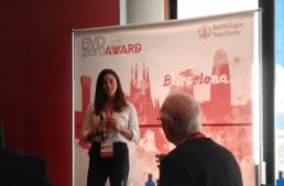 Anna Bruguera ganadora del BVDzero Case Awards 2018