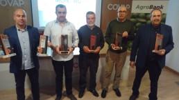 Los mejores analistas del mercado del vacuno español, premiados en el PronosVac 2018