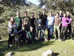 Estudiantes de Veterinaria y Comunicación Audiovisual comprometidos con un patrimonio cultural: la Trashumancia
