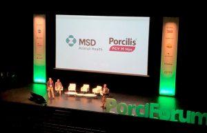 Destacada presencia de MSD Animal Health en PorciForum 2019