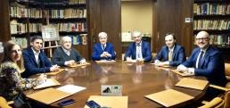 Veterindustria, el CGCVE y Aemasa aúnan posturas en beneficio de la sanidad animal española