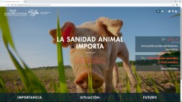 Web La sanidad animal importa
