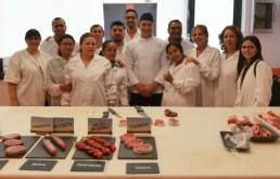 INTEROVIC muestra los nuevos cortes de cordero a los carniceros