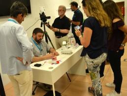 Workshop Vétorapid de diagnóstico de mastitis en granja