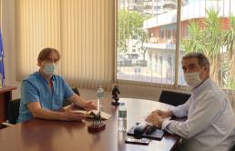 AXON COMUNICACION, El Colegio de Málaga y AVEM se reúnen para potenciar la figura del veterinario municipal