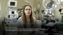 AXON COMUNICACION, NOTICIAS VETERINARIAS, El trabajo de una veterinaria especialista en animales de laboratorio