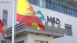 AXON COMUNICACION, España recibe el primer lote de vacunas con tecnología SPHEREON® producido en la Planta de Salamanca de MSD Animal Health
