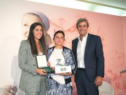 AXON COMUNICACION, Inmaculada Sarasa, ganadera de porcino Premio Zoetis Ganadería en Femenino