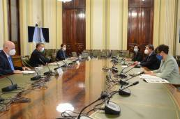 AXON COMUNICACION, INTERPORC se reúne con Luís Planas