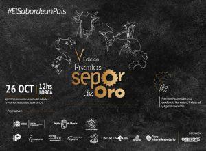 AXON COMUNICACION, El 26 de octubre se celebra laV Edición de los Premios Nacionales Sepor de Oro