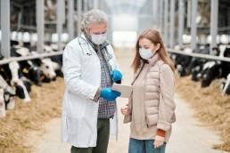 AXON COMUNICACION, Habilidades de entrenamiento para veterinarios de granjas