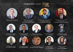 AXON COMUNICACION, Premios Nacionales Sepor Oro: La Casa Real, miembro del Comité de Honor